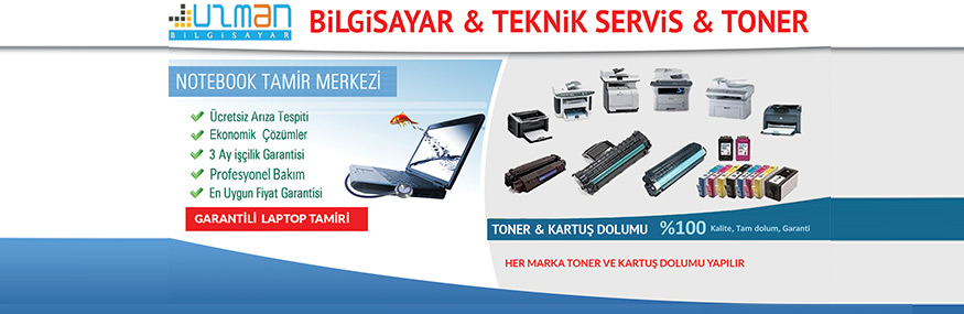 Teknik Servis ve Notebook Tamiri